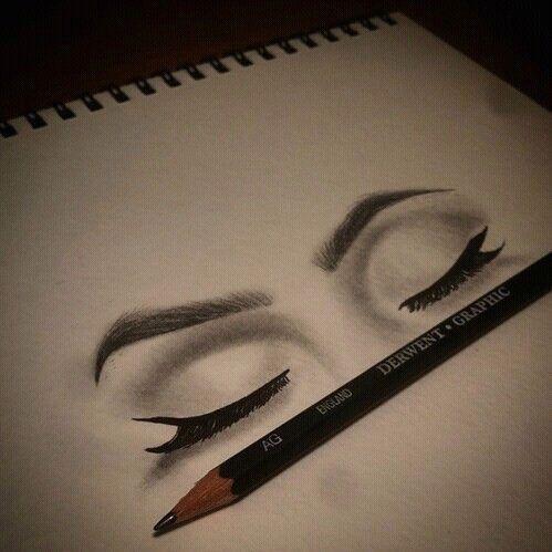 ojos cerrados dibujar - Buscar con Google
