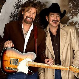 Brooks & Dunn/....learned to admire Ronnie Dunn - his singing, his writing, and risk. I respect the break up. They were good together because they are good individually.