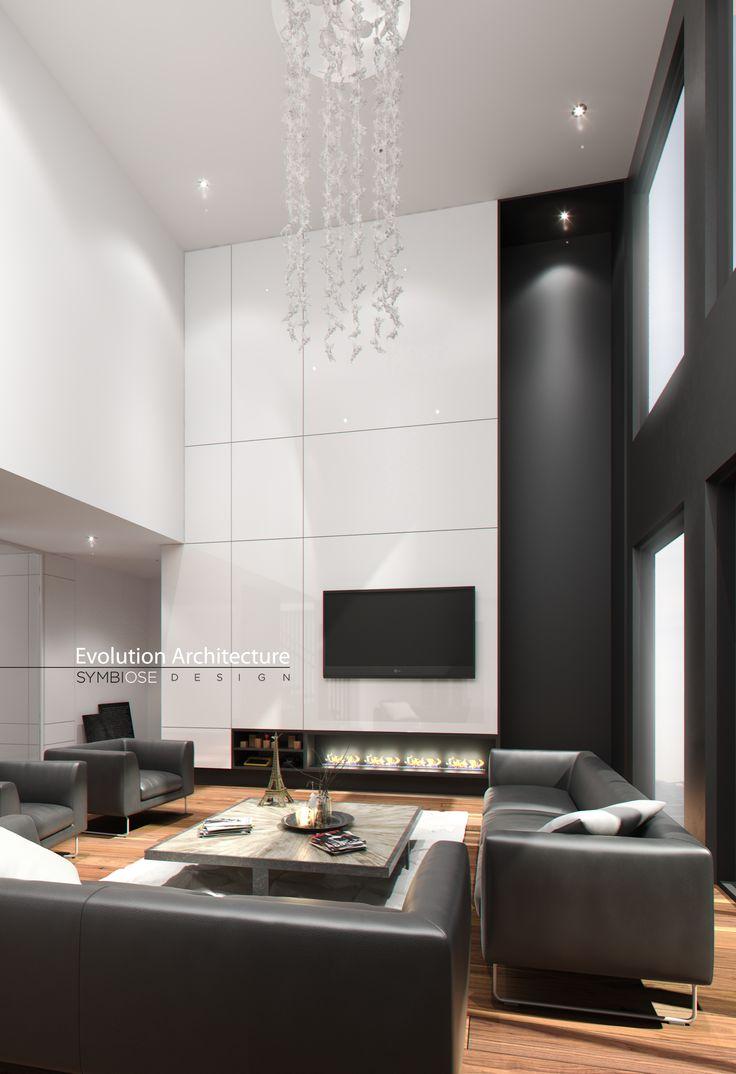 Evolution Architecture Symbiose Design Intrieur Salle De Sjour Cration Exclusive R