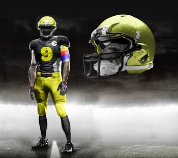 Fantasy Steelers Uniform