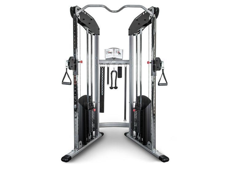 BodyCraft HFT Functional Trainer Crossfit Home Gym Machine Matrix