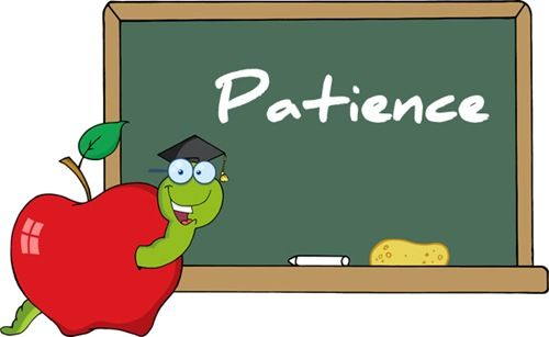 10 Days of Character Studies: Day 7 Patience   Confessions of a Homeschooler