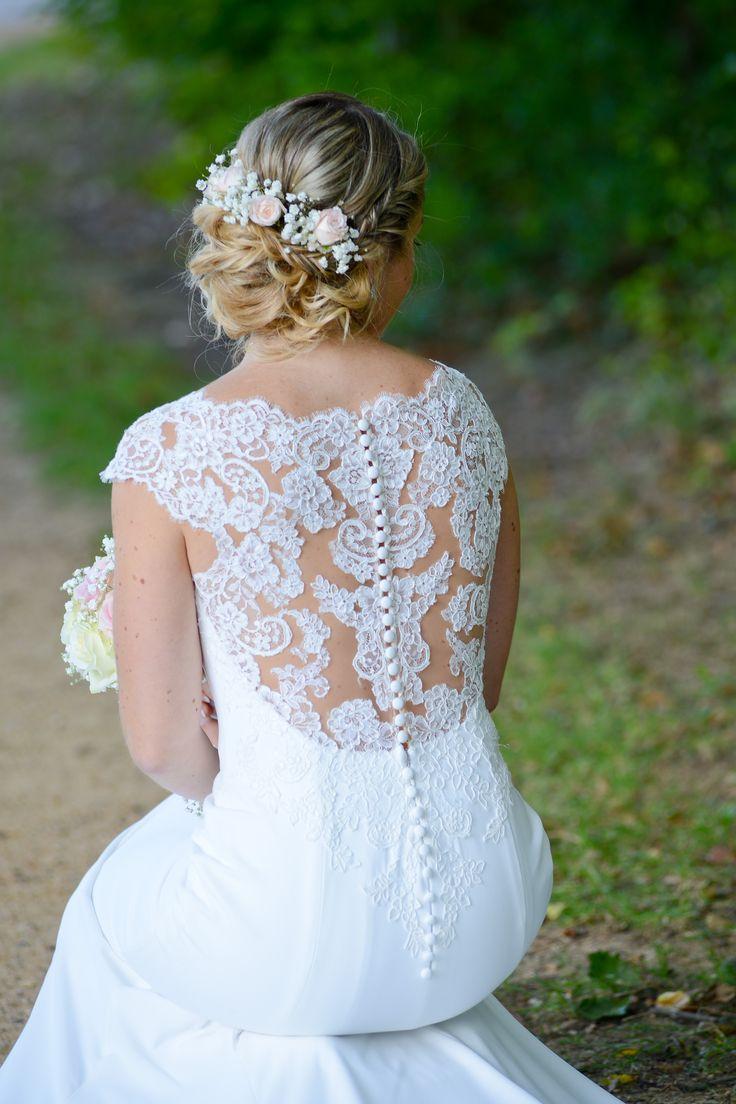 #bridalhair #updo #chignon #weddinghair #mariage #wedding #bridalbeauty #bridalupdo