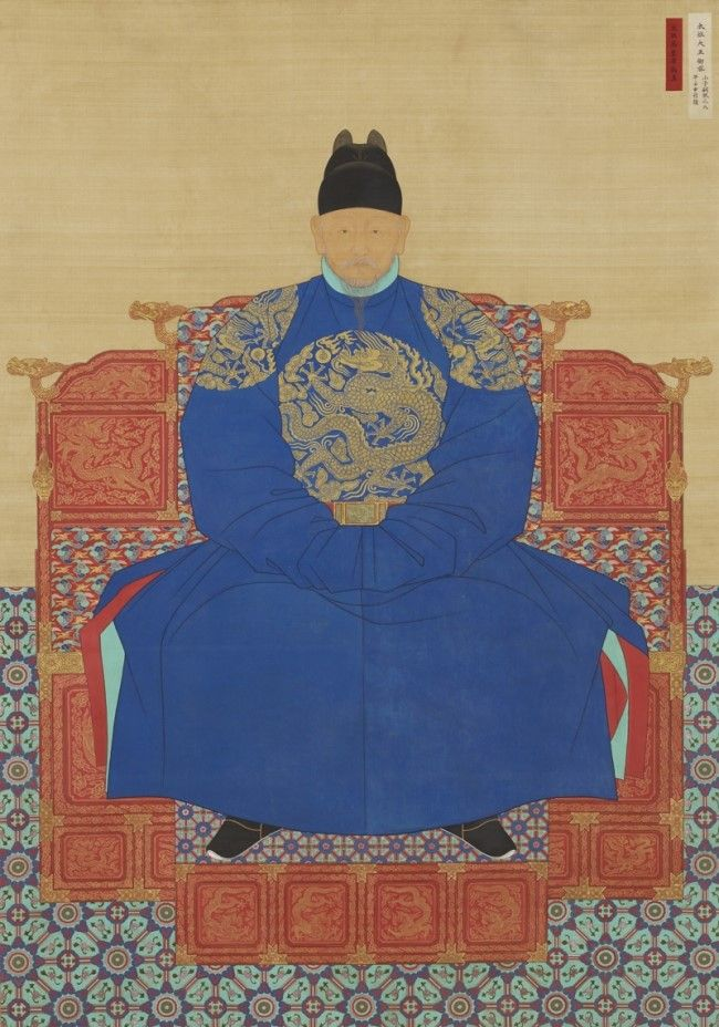 Yi Seong-gye (이성계 李成桂), founder and first king of the Yi Dynasty - Reigned as King Taejo (태조 太祖) 1392–1398