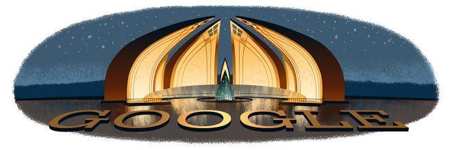 Pakistan Independence Day 2014 #GoogleDoodle