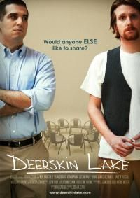 Deerskin Lake SHORT | Comedy DEERSKIN LAKE is a short form, comedic narrative that explores the difficulties Dan Redding must face in his first session at group therapy.  Click the cover to watch the trailer or visit IndieReign to get the film for  $2.99!