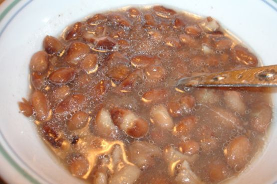 Cooking Dried Beans - Crock Pot
