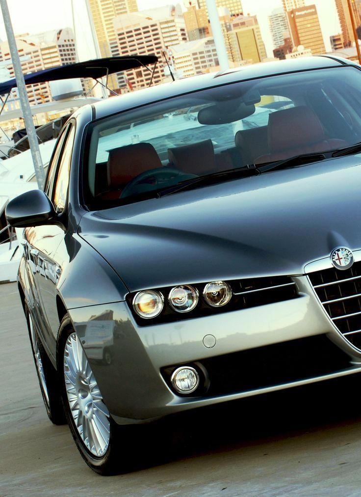Alfa Romeo: Italian counteyside curvy drive #2 coming up <3
