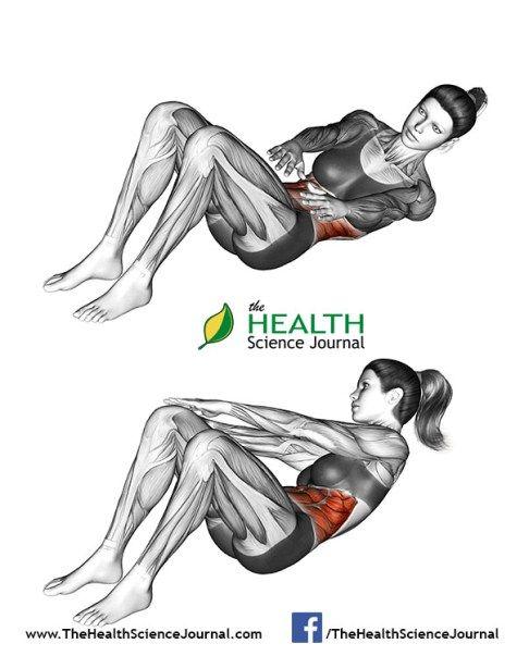 © Sasham   Dreamstime.com - Fitness exercising. Alternate Reach and Catch. Female