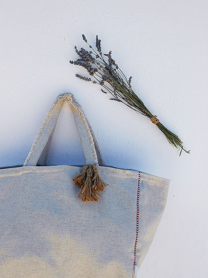 Photo of Anka Linen Shoulder Bag