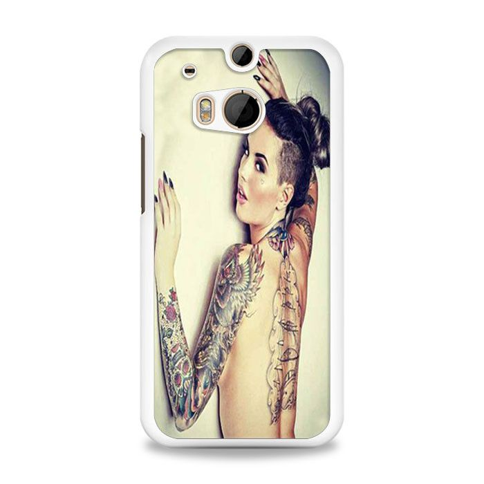 Christy Mack HTC One M8 | yukitacase.com