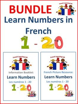 Video on how to learn numbers in french