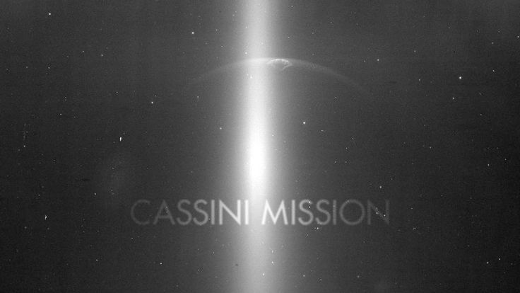 """CASSINI MISSION. This is the perfect opportunity for a Carl Sagan quote:  """"Somewhere, something incredible is waiting to be known.""""  The foo..."""