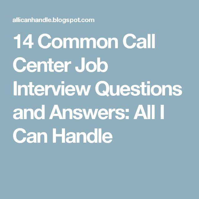 12 best Call Center images on Pinterest Customer service interview