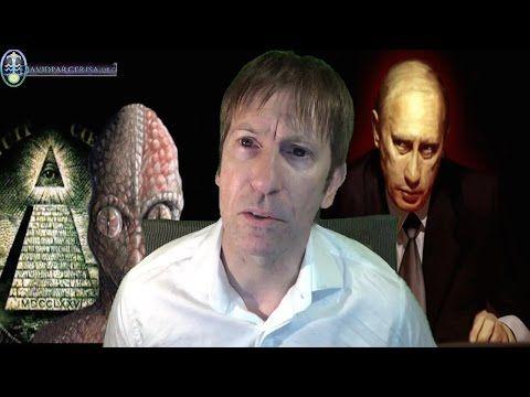"""""""RUSIA RECIBE AYUDA DE UNA RAZA DE REPTILES NÓRDICOS"""" - Declara el Político Simon Parkes - YouTube"""
