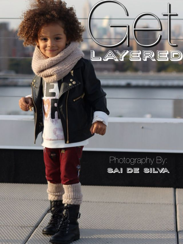 """Kids Fashion"" Photography by SAI DE SILVA"