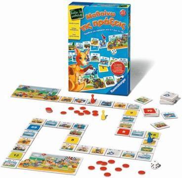 Επιτραπέζιο Μαθαίνω Τις Πράξεις (24391). Με το παιχνίδι αυτό τα παιδιά μαθαίνουν πρόσθεση και αφαίρεση. Τα...