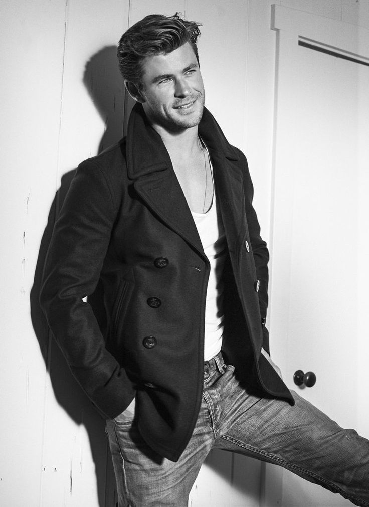 Chris Hemsworth in Vanity Fair December 2015 | POPSUGAR Celebrity