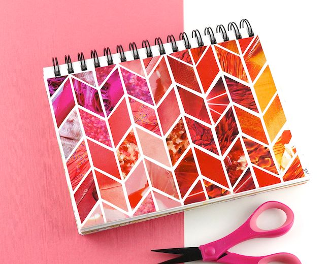 Make: Magazine Collage Patterns