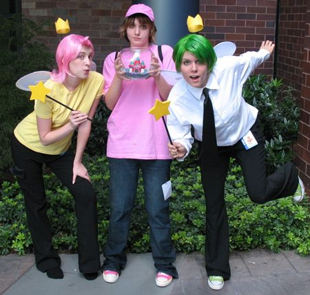 Fairly Oddparents Halloween Costumes