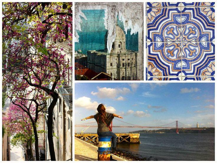 #Bridge21Abril Postcards from Lisbon | postcardsfromanywhere