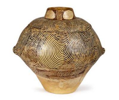 Vas de Cucuteni (Vorniceni, 4050–3850 î. Hr.