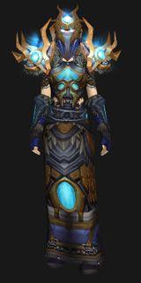 Skyshatter Raiment (Recolor) - Transmog Set - World of Warcraft