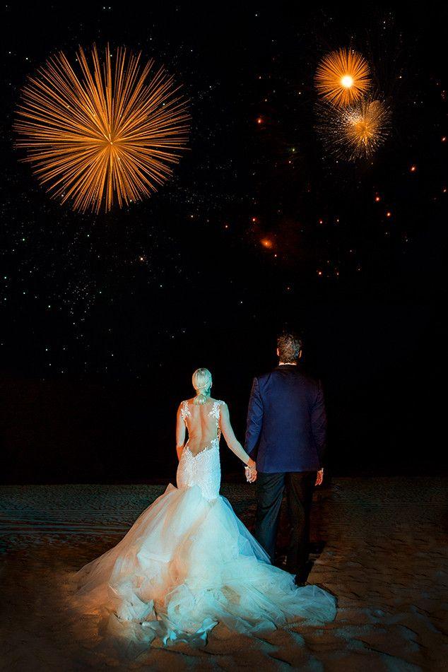 Night of a Lifetime: Barbie Blank's Wedding Album