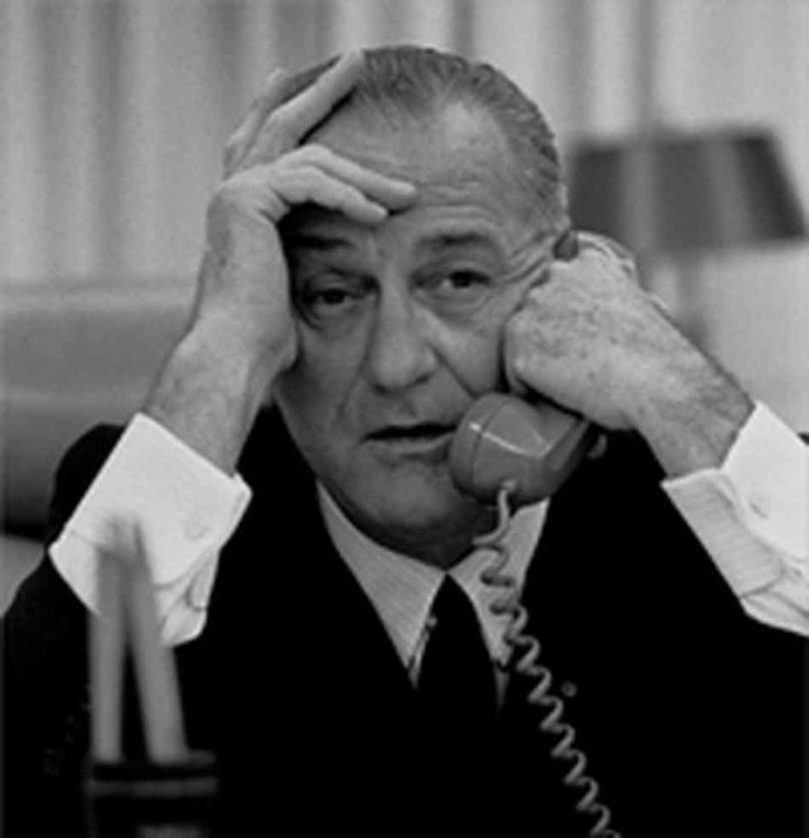 Lyndon Johnson: 36th President of the United States