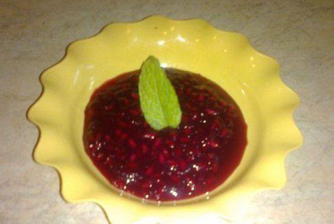 Retete Culinare - Sos de rodie