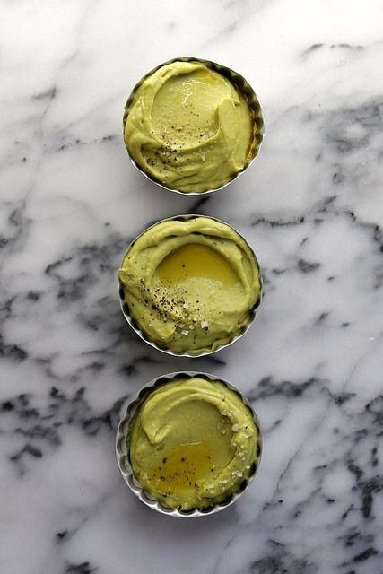 avocado hummus.