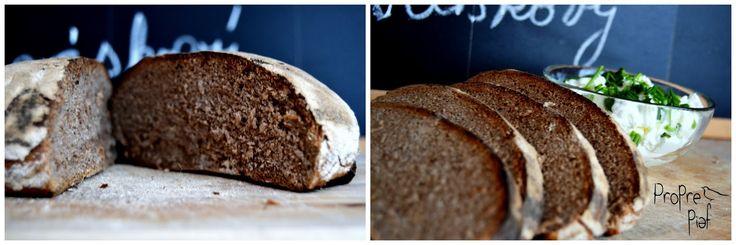 Proprepiaf: Kváskový chléb