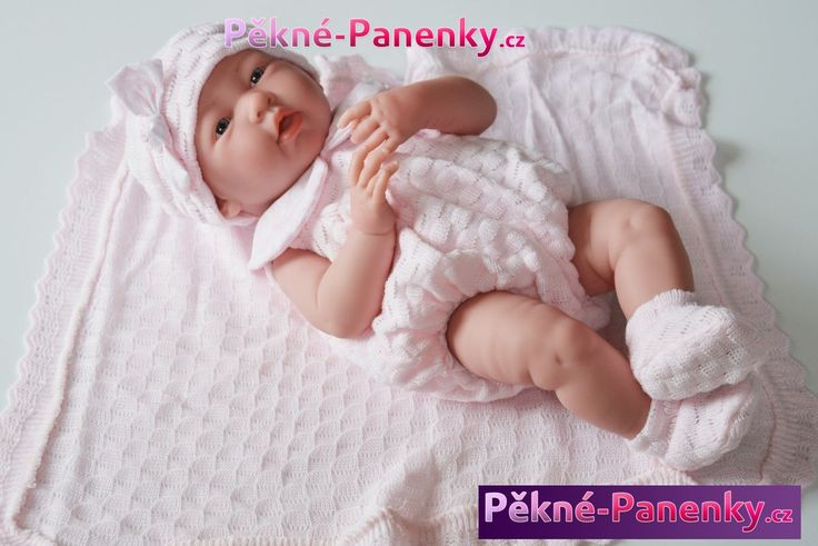kvalitní panenky ze Španělska, realistické miminka a novorozeňata, které vypadají jako živé