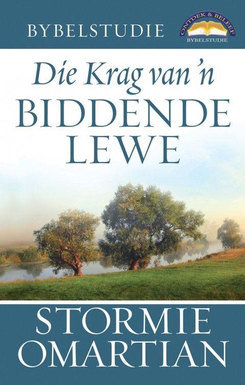 Die Krag Van 'n Biddende Lewe Bybelstudie (Sagteband)