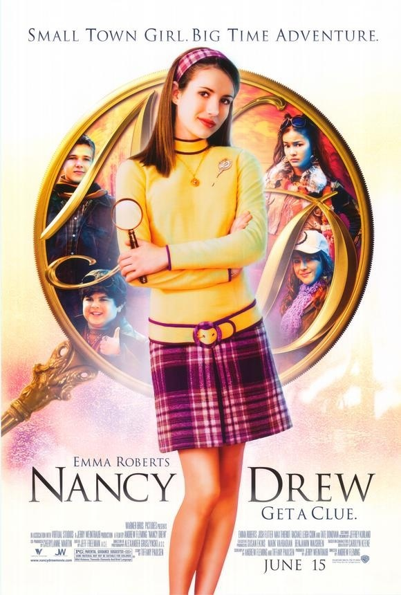 Nancy drew movie rochester mn