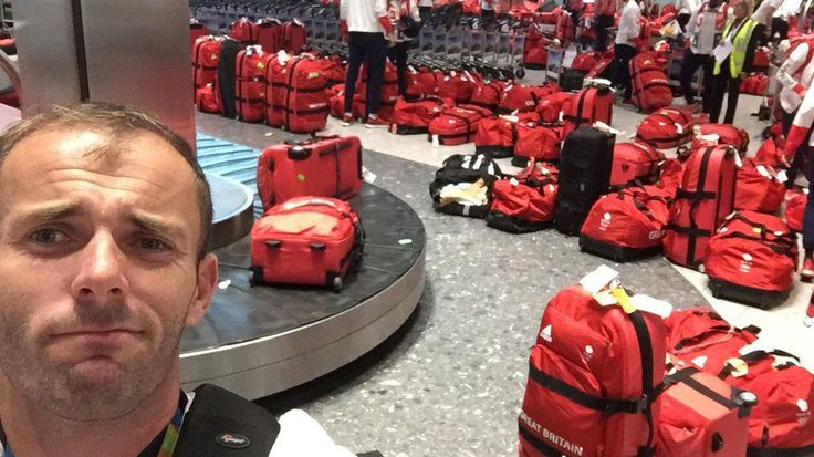 'Mine's the red one,' windsurfer Nick Dempsey said on Twitter.