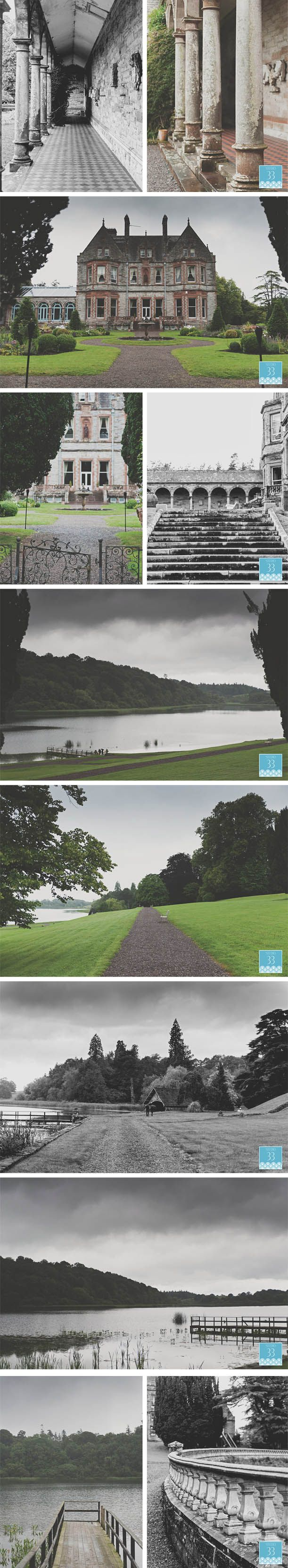 Grounds of #Castle Leslie