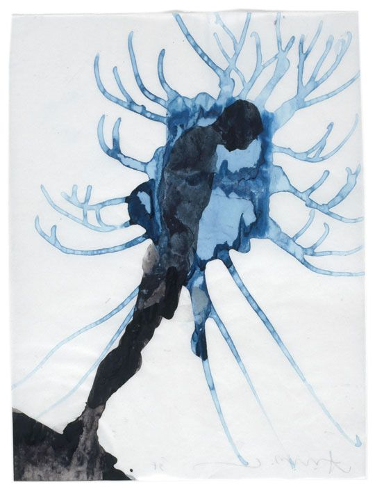 Antony Gormley: BERMUDA DRAWINGS, 1998