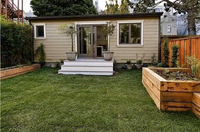 Moderntinyhouseinaustin001 Motherinlaw Housemother Podsmother Cottages Timeless Backyard In 2020 Mother In Law Cottage Backyard Cottage Granny Pods Guest Houses