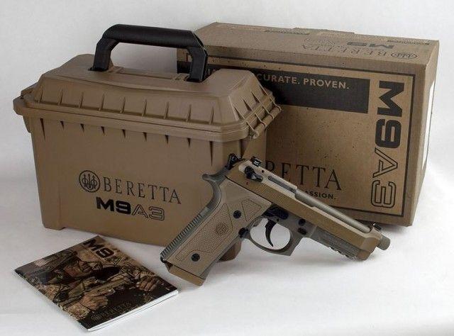 GUN PRO DEALS M9A3 GIVEAWAY