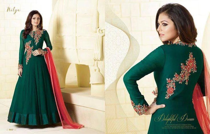 PAKISTANI INDIAN Designer Salwar Kameez Suit BOLLYWOOD ANARKALI DRESS new  #Nikah_786 #anarkalisuit #Casual