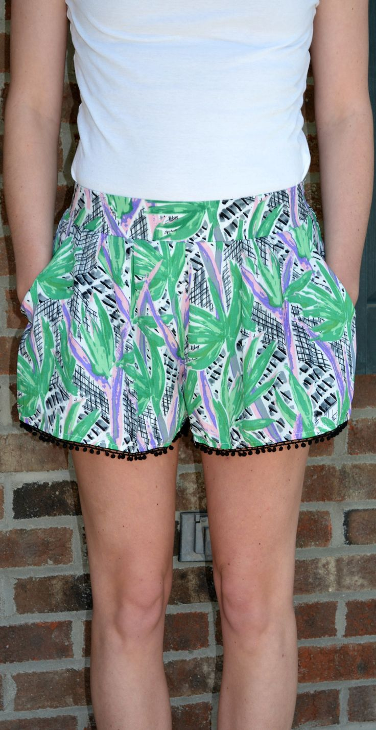 Island Oasis Shorts from Lundy's Boutique