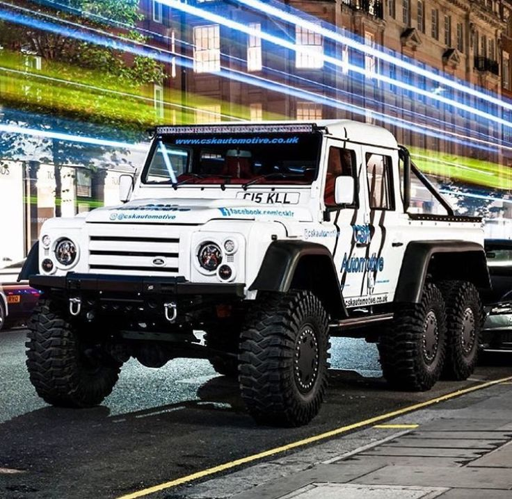 537 Best Land Rover 6x6, 8x8 Images On Pinterest