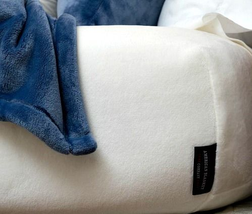 """""""I included in my order two fitted sheets.  Combined with the blanket make for an incredible comfort.  I have never owned a combination of blanket  and sheet that has given us such pleasure.  I also was amazed when I first washed the sheet and placed it in the dryer there is no lint to be removed.  Amazing."""" -Alison Craig from South Weymouth, MA United States"""