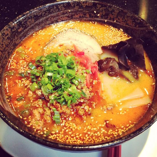 RAMEN BAR: Best New Ramen Shops | Food & Wine