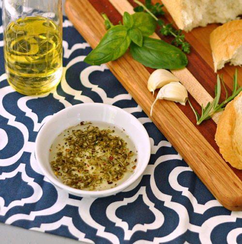 Carrabba's Copycat Herb & Olive Oil Bread Dip Recipe | AllFreeCopycatRecipes.com
