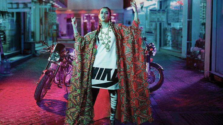 Dans sa nouvelle campagne, Nike nous montre des athlètes féminines du Moyen-Orient que les préjugés et les traditions n'ont pas arrêtés.