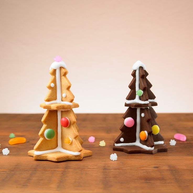 MUJI Japan DIY Christmas Tree Cookies