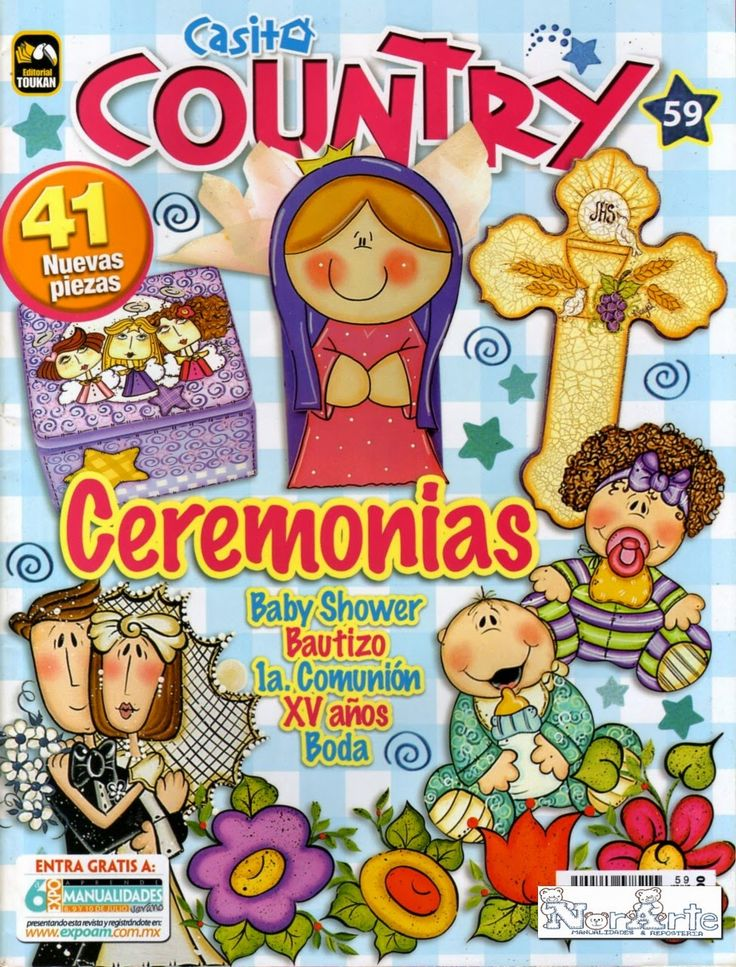 manualidades country para ceremonias