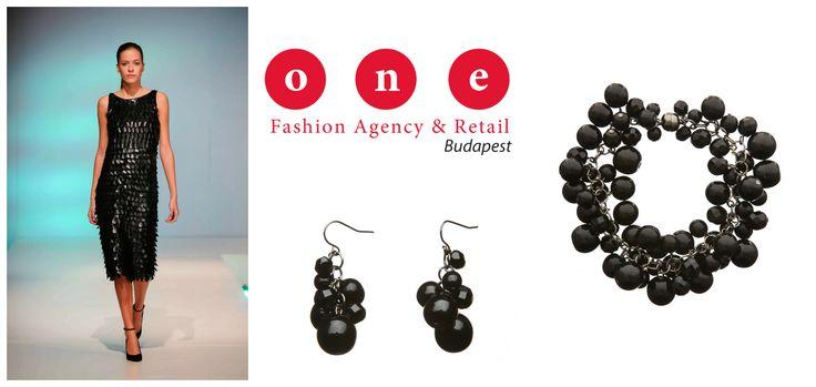AnnaEva dress/ Souffle accessories www.onefashionbudapest.com